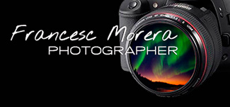 Francesc Morera Photographer logo